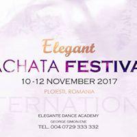 WDA merge la Elegant Bachata Festival