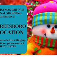 HIP Murfreesboro Christmas Party and Shopping Experience