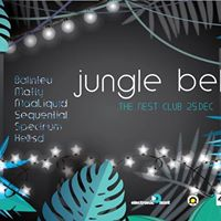 Jungle Bells at The Nest Club (SM)