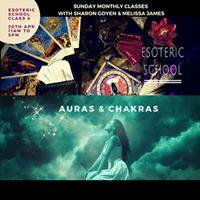 Esoteric School - Auras and Chakras