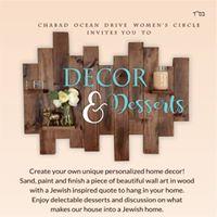 Decor &amp Desserts