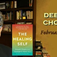 The Healing Self with Deepak Chopra Lecture &amp Book Signing