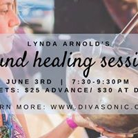 Sound Healing Session with Lynda Arnold