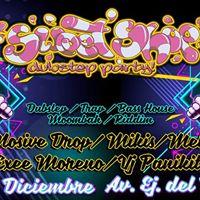 Sweet Shop Dubstep Party 17ava Edicion