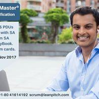 Certified Scrum Master Training &amp Certification - Chennai