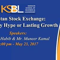 Pakistan Stock Exchange  Temporary Hype or Lasting Growth