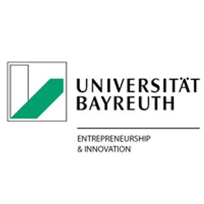 Entrepreneurship & Innovation Uni Bayreuth