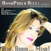 UNA MINA Al MESE con AnnaPaola Ricci - Mercoled 22 novembre