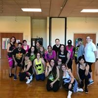 Zumba Fundraiser for Plainville Highschool Project Grad