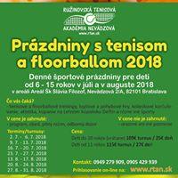 Ružinovská Tenisová Akadémia Nevädzová (RTAN)