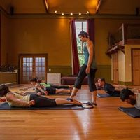 Mixed Level Pilates with Alexis Miller