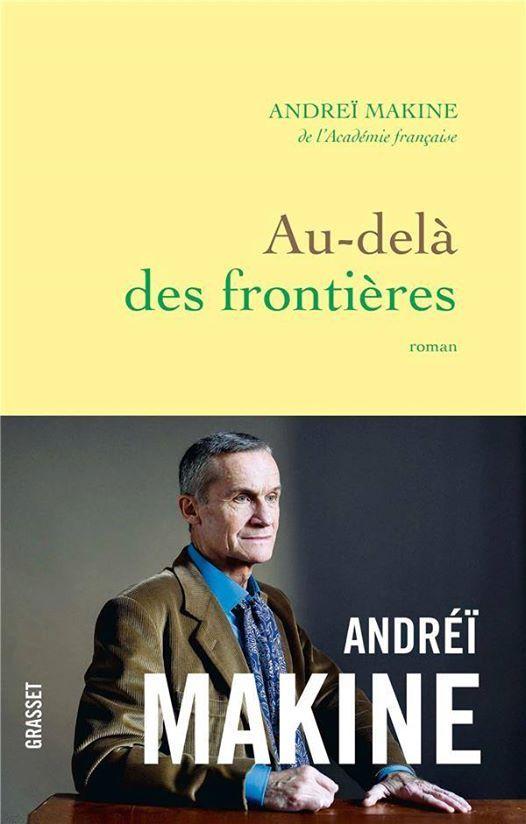 Rencontre exceptionnelle avec Andre Makine