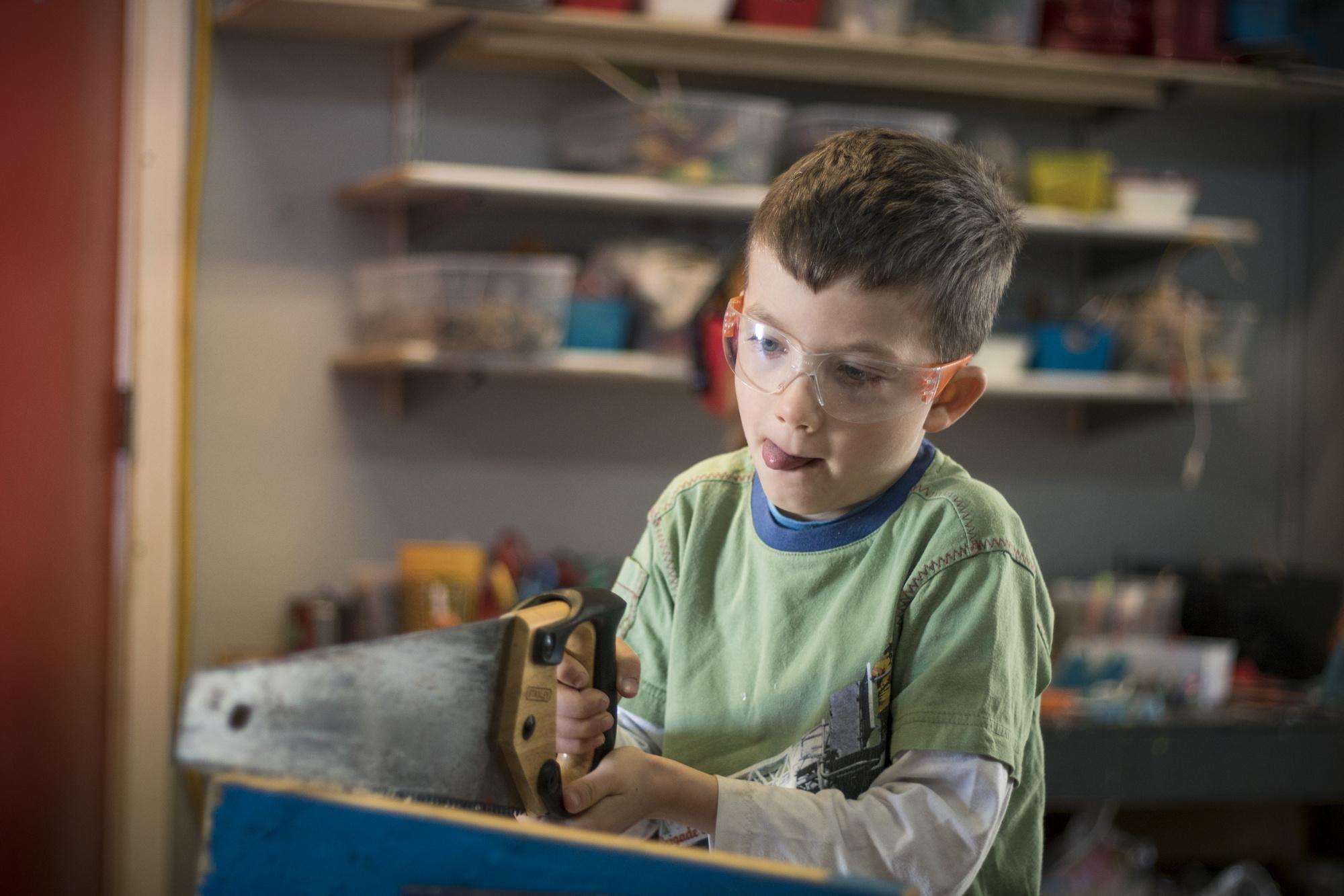 Winter Break Tinkering Mini Camp (Dec. 27-28)