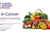 Diet in Cancer Cork