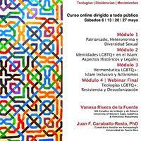 Curso Islam Queer Teologas Disidencias y Movimientos LGTB