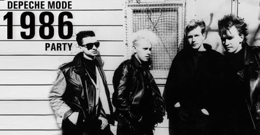 Depeche Mode 1986 PARTY