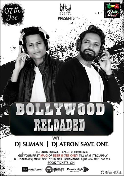 Friday Bollywood Night
