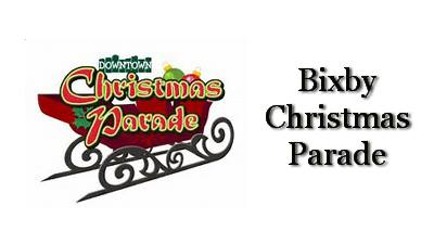 bixby christmas parade at s d ave north of e 4th st s in bixby ok tulsa