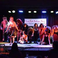 The burlesque debut