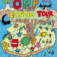 OMP auf Mini-Tour in Leipzig