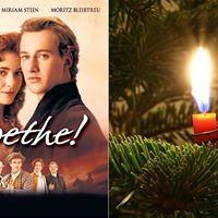 Tsjechisch-Duits kerstfeest met film Goethe