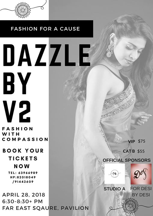 Dazzle By V2 - Fashion For A Cause
