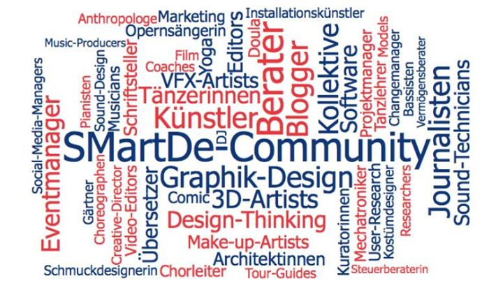 SMart Community Day with Michel Bauwens