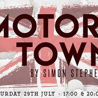 Motortown - By Simon Stephens
