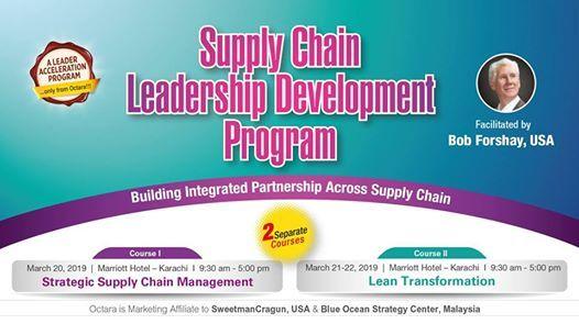 Supply Chain Leadership Development Program by Bob Forshay