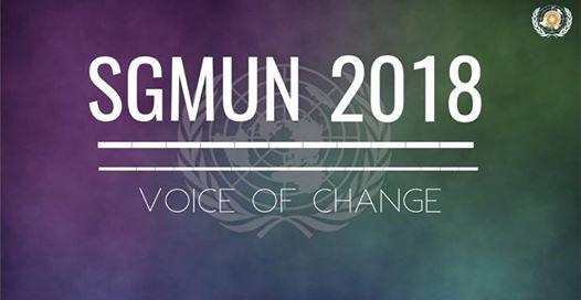 SGMUN 2018