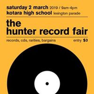 The Hunter Record Fair