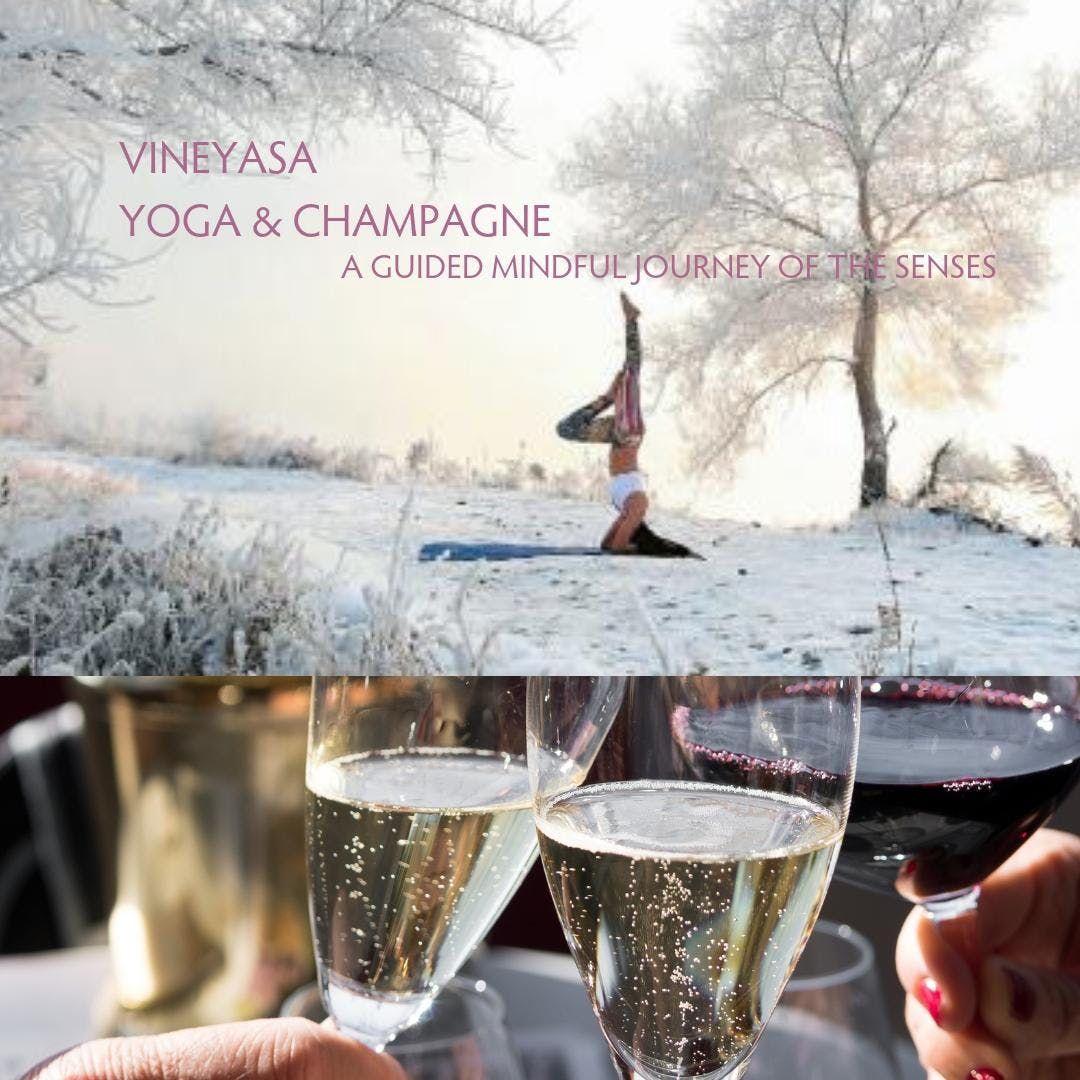VINEYASA  Yoga & Sommelier Guided Wine Tasting
