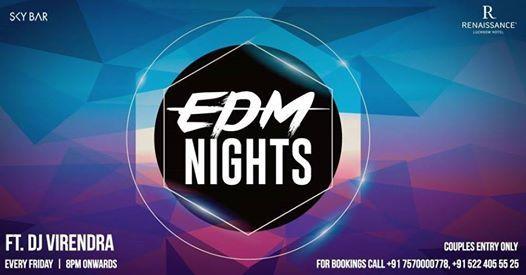 EDM Nights Ft. DJ Virendra