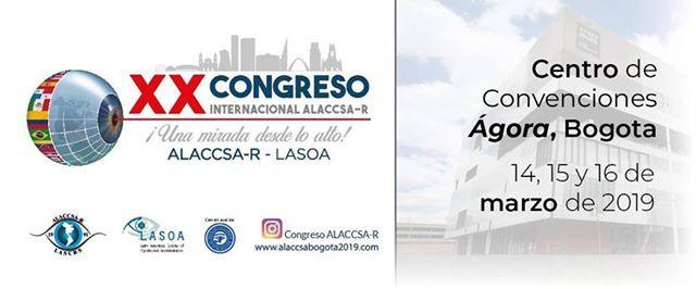 Congreso Internacional de Alaccsa-R y LASOA