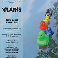 Vilains - Conte dans electro pop
