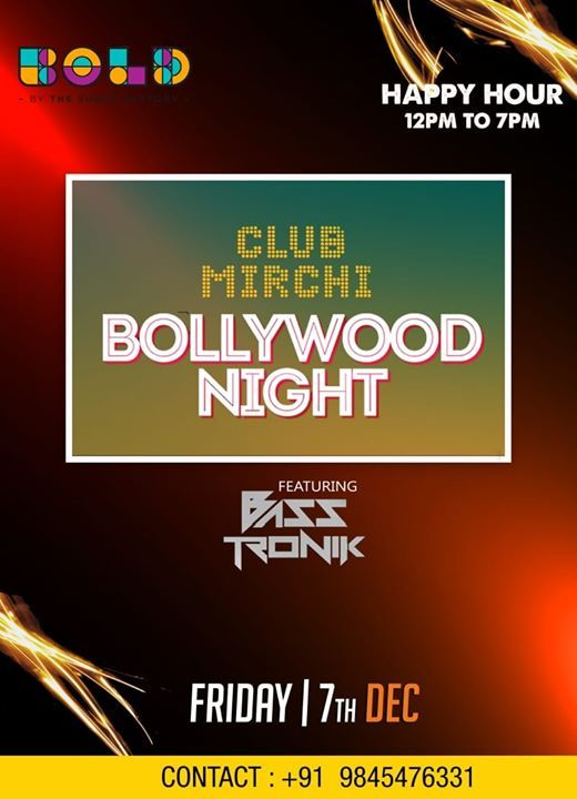 Club Mirchi Bollywood Night