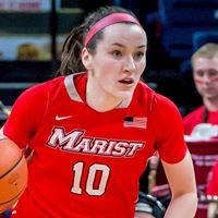 Marist Pink Zone Womens Basketball Game