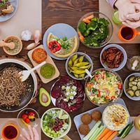 CLASS FULL-Vegan Cooking Class Protein Packed Plant-Based Meals
