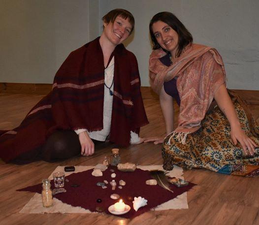 Healing Hemp Ceremony with Dr. Sarah Amedoro & Erin Gahan Clark