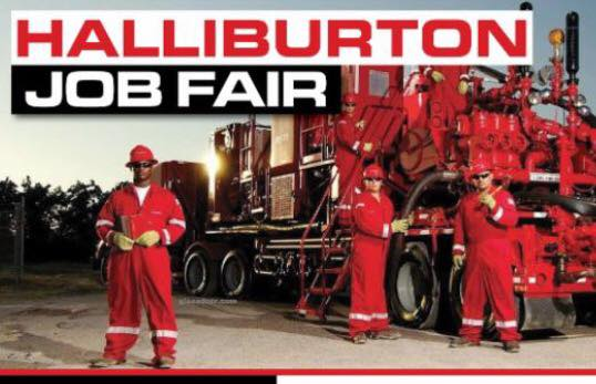 Halliburton job fair in yukon oklahoma