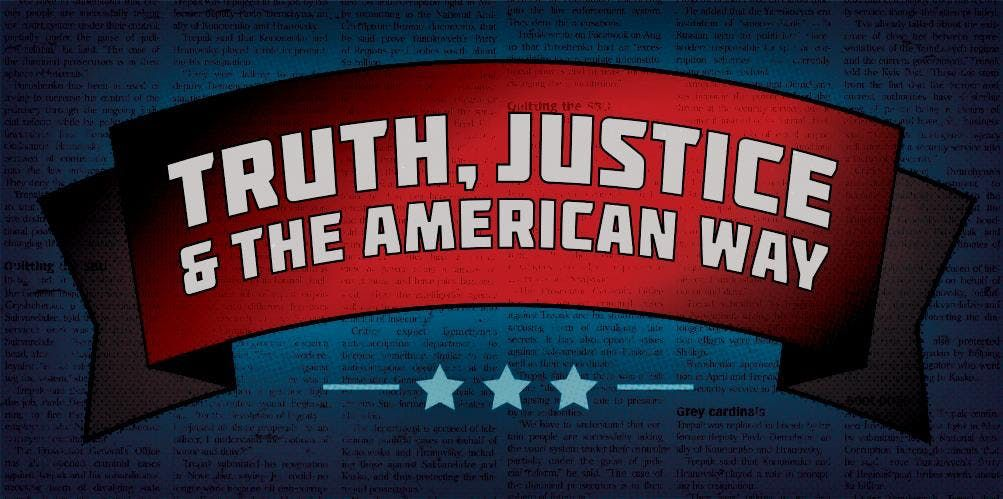 YPCC Gala Truth Justice & The American Way
