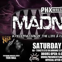 PHX Wrestling presents Madness