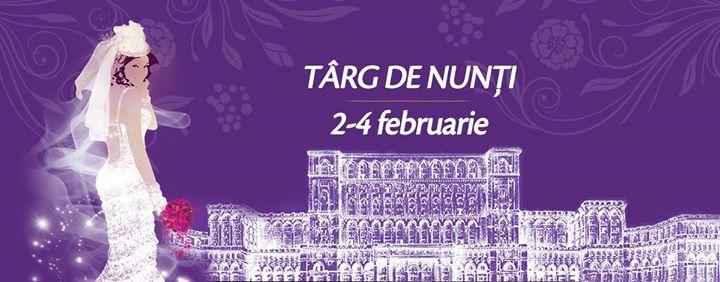 Mariage Fest 2-4 Februarie Palatul Parlamentului
