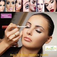 Makeup Party Neve Cosmetics-PuroBIO at AmaT Milano