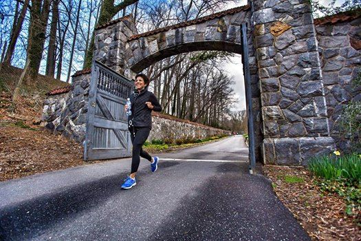 Asheville Marathon & Half at Biltmore Estate
