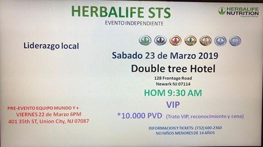 Herbalife Success Training Seminar