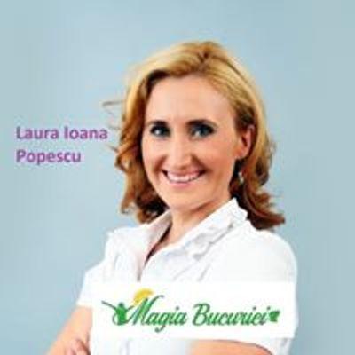 Magia Bucuriei cu Laura Ioana Popescu