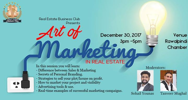Art of Marketing in Real Estate