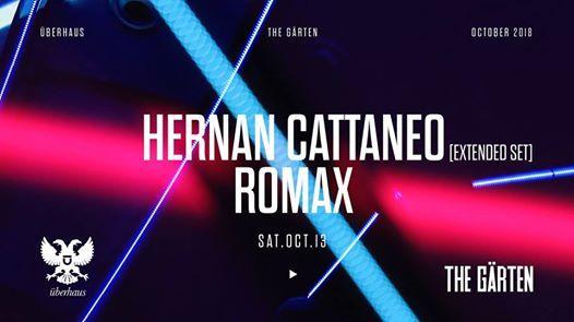 berhaus presents Hernan Cattaneo [Extended Set] at The Grten