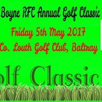 Boyne RFC Annual Golf Classic 2017